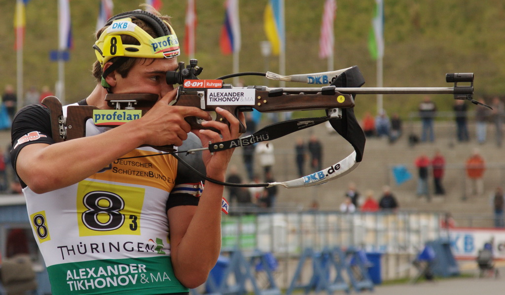 Фото биатлона лучшие
