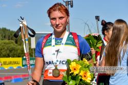 Летний ЧМ по биатлону. Комментарии участников суперспринтов у юниоров и юниорок