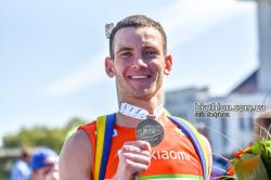 Бронзовый призер ЧМ по летнему биатлону украинец Юрий Сытник: Хотелось просто показать все, на что способен