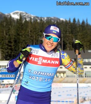 Юлия Джима: Я просто чувствую, что мешаю всем в команде