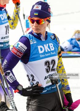 Валя Семеренко: Такой гололед, что нужно не лыжи брать, а коньки